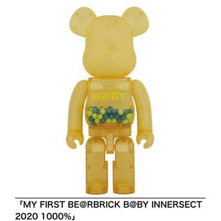 メディコムトイ(MEDICOM TOY)のMY FIRST BE@RBRICK B@BY INNERSECT 2020(フィギュア)