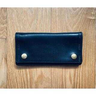 ヴィスヴィム(VISVIM)のVISVIM Leather Wallet レザーウォレット(折り財布)