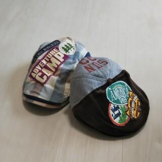 エドウィン(EDWIN)のハンチング 帽子2個(帽子)