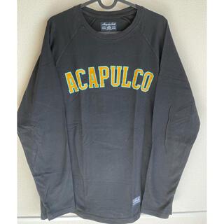 アカプルコゴールド(ACAPULCO GOLD)のACAPULCO GOLD ラグラン カレッジロゴ(Tシャツ/カットソー(七分/長袖))