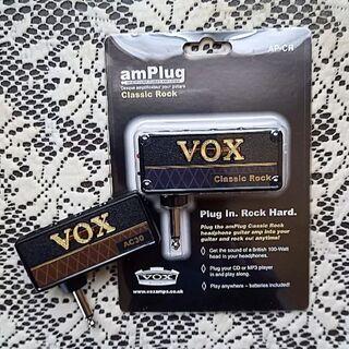 ヴォックス(VOX)の【値下】VOX ギターアンプ amPlug  AC30&Classic Rock(ギターアンプ)