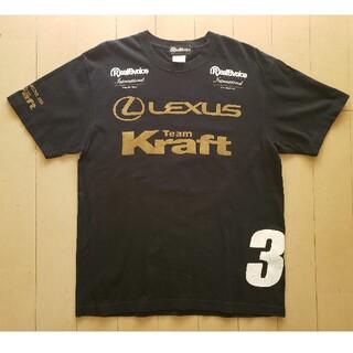 リアルビーボイス(RealBvoice)のReal B voice × LEXUS Team kraftコラボTシャツ(Tシャツ/カットソー(半袖/袖なし))