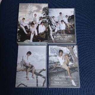 トウホウシンキ(東方神起)のAll About 東方神起 Season3 DVD(韓国/アジア映画)
