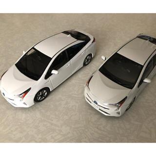 トヨタ(トヨタ)のトヨタプリウス ミニカー 色見本非売品(模型/プラモデル)