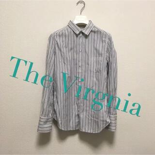 ザヴァージニア(The Virgnia)のThe Virgnia ストライプシャツ(シャツ/ブラウス(長袖/七分))