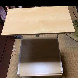 ニトリ(ニトリ)の収納机(オフィス/パソコンデスク)