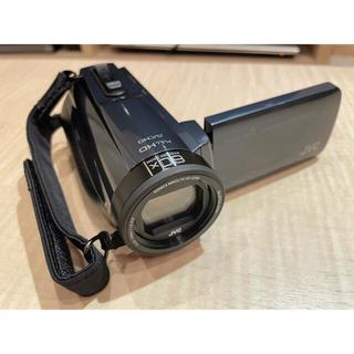 Victor - ビクター 防水防塵耐衝撃ビデオカメラ32GB EverioR GZ-R470-H