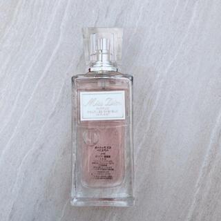 ディオール(Dior)の【新品未使用】ミスディオール ヘアミスト 30ml(ヘアウォーター/ヘアミスト)