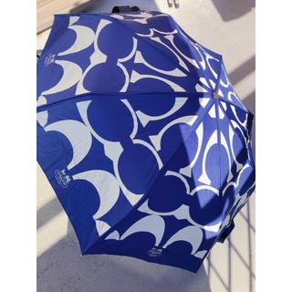 COACH - COACH 折りたたみ傘