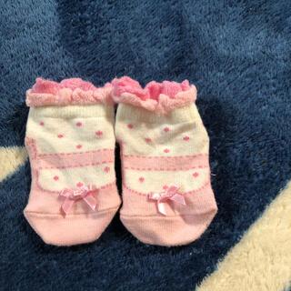 ミキハウス  靴下 9〜11サイズ(靴下/タイツ)