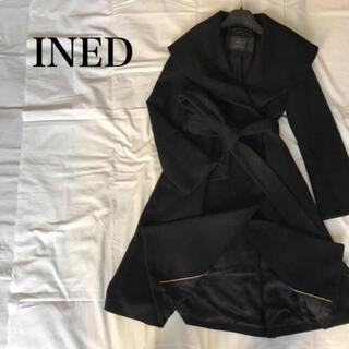 イネド(INED)のINED 女優コート【 セオリー アナイ エムプルミエ 好きに(ロングコート)