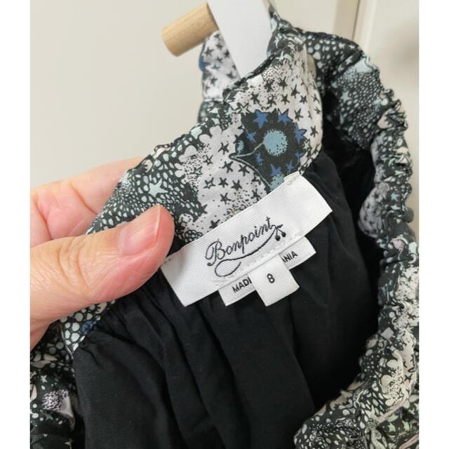 Bonpoint(ボンポワン)のbonpoint スカート 8A キッズ/ベビー/マタニティのキッズ服女の子用(90cm~)(スカート)の商品写真