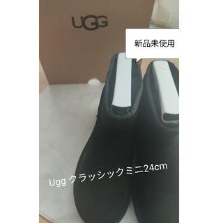 アグ(UGG)のUGG CLASSIC MINI II アグ クラシックミニ ムートン(ブーツ)