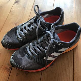 アディダス(adidas)のアディダス ランニングシューズ 25.0cm(シューズ)