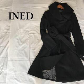 イネド(INED)のイネド 女優コート【 インディヴィ アナイ セオリー エムプルミエ 好きに(ロングコート)