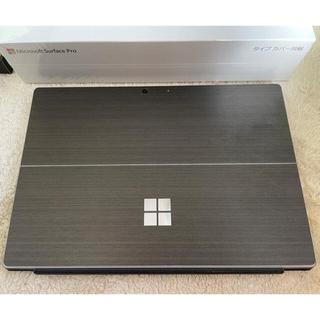 マイクロソフト(Microsoft)の【ほぼ新品】Surface Pro 7 タイプカバー同梱 おまけあり(ノートPC)