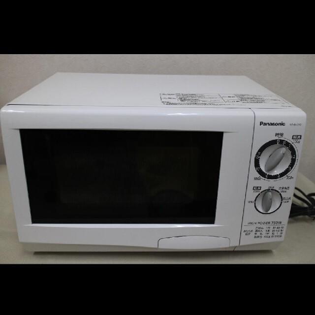 Panasonic(パナソニック)のPanasonic電子レンジ NE-EH212 スマホ/家電/カメラの調理家電(電子レンジ)の商品写真