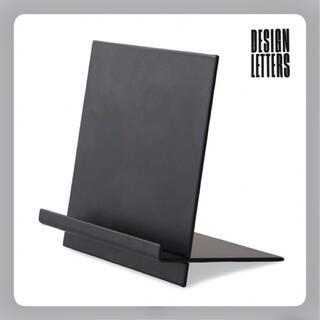 アルネヤコブセン(Arne Jacobsen)の Design letters / デザレタ  Message Board A4(ウェルカムボード)