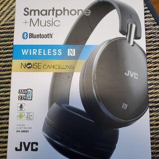 ビクター(Victor)のワイヤレスヘッドホン ノイズキャンセリング Bluetooth JVC(ヘッドフォン/イヤフォン)