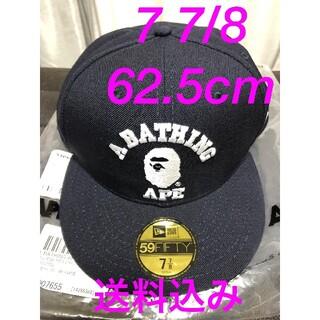 A BATHING APE - APE × NEW ERA cap キャップ