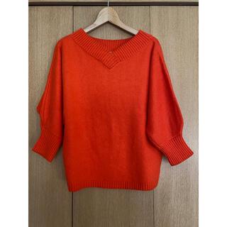 アクータ(Acuta)のふわふわ糸♡ドルマン袖ニットプルオーバー(ニット/セーター)