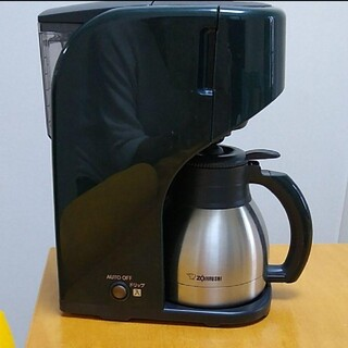 ゾウジルシ(象印)の象印コーヒーメーカー EC-KT50(コーヒーメーカー)