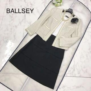 ボールジィ(Ballsey)の美品☆BALLSEYジャケット Diagramスカート 入学式 卒業式(スーツ)