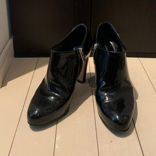 セルジオロッシ(Sergio Rossi)のジャンヴィトロッシ ブーツ ブーティ パンプス セルジオロッシ 35ハーフ(ブーツ)
