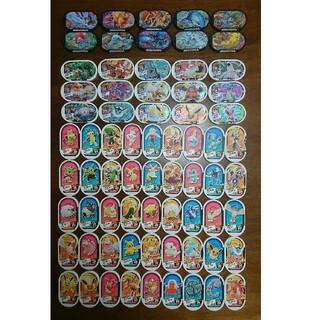 ポケモン(ポケモン)の新品 ポケモン メザスタ 1弾 フルコンプ セット 全70種 コンプリート 絶版(その他)