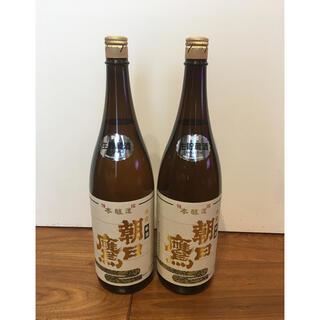 ◆◇朝日鷹:日本酒、一升瓶、2本セット◇◆(日本酒)
