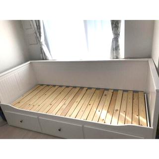 イケア(IKEA)の【kein様専用】IKEA ヘムネス デイベッド(シングルベッド)