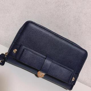 メゾンドフルール(Maison de FLEUR)のMaison de FLEUR 折りたたみ財布(財布)