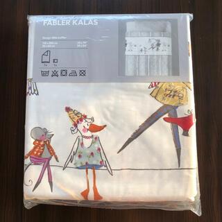 イケア(IKEA)のIKEA 掛け布団カバーと枕カバーセット(シーツ/カバー)