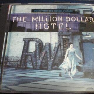 映画サントラCD「ミリオンダラー・ホテル」U2●(映画音楽)