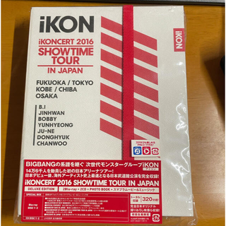 iKON - Blu-ray☆iKON 2016 SHOWTIME TOUR IN JAPAN