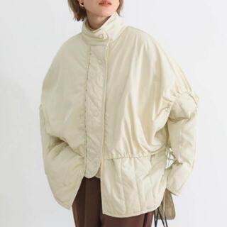 BEAUTY&YOUTH UNITED ARROWS - レイヤードキルティングジャケット/select MOCA/セレクトモカ