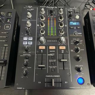 パイオニア(Pioneer)の新品同様/pioneer DJ/DJM450/CDJ350×2台/フルセット(DJミキサー)