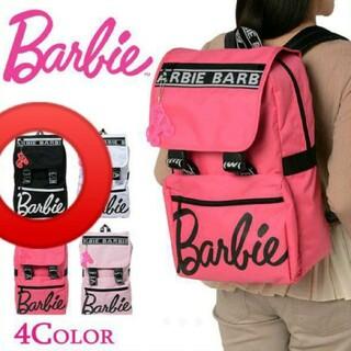 バービー(Barbie)のBarbieリュック 【BLACK】(リュック/バックパック)