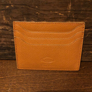 TODS トッズ カードケース