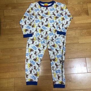 しまむら - おさるのジョージ パジャマ 130