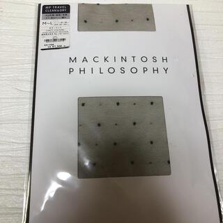 マッキントッシュフィロソフィー(MACKINTOSH PHILOSOPHY)のMACKINTOSH PHILOSOPHY⭐️タイツストッキング⭐️カラードット(タイツ/ストッキング)