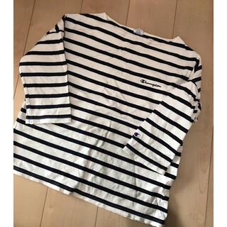 アーバンリサーチ(URBAN RESEARCH)のアーバンリサーチコラボチャンピオン (Tシャツ(長袖/七分))