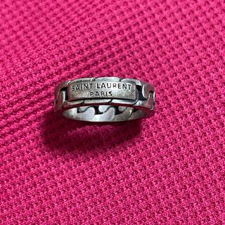 サンローラン(Saint Laurent)のサンローラン 指輪(リング(指輪))