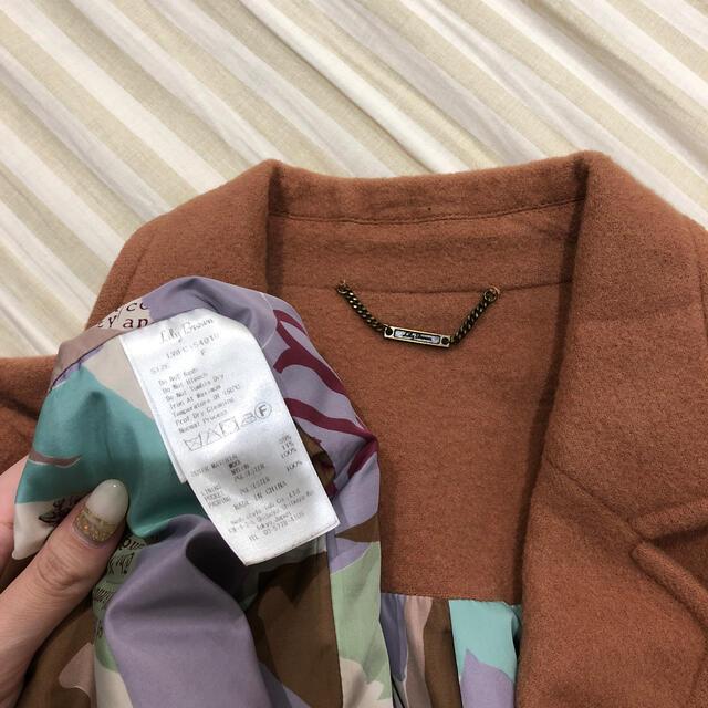 Lily Brown(リリーブラウン)のLily Brown チェスターコート レディースのジャケット/アウター(チェスターコート)の商品写真