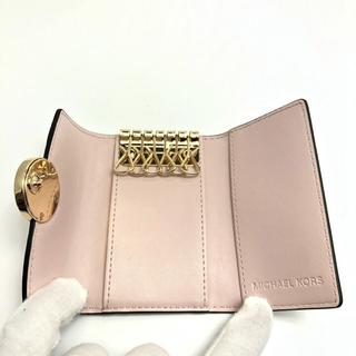 マイケルコース(Michael Kors)のマイケルコースの二つ折財布とキーケースのセット♪♪ピンク 人気商品 SALE❣️(財布)