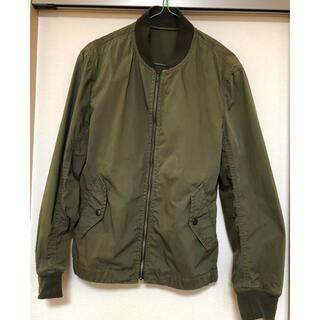 グリーンレーベルリラクシング(green label relaxing)のユナイテッドアローズ MA-1メンズMサイズ(ブルゾン)