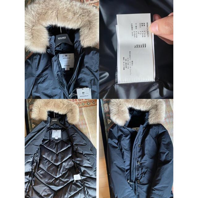 WOOLRICH(ウールリッチ)の新品 JOURNAL別注 woolrich  ウールリッチ ジャーナル ダウン レディースのジャケット/アウター(ダウンコート)の商品写真