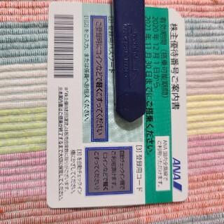 エーエヌエー(ゼンニッポンクウユ)(ANA(全日本空輸))の全日空(ANA)株主優待券(航空券)