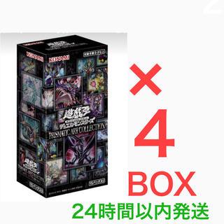 ユウギオウ(遊戯王)の遊戯王 PRISMATIC ART COLLECTION  4BOX(Box/デッキ/パック)
