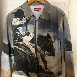 Supreme - supreme cowboy denim jacket